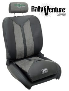 RallyVenture reclining suspension seat