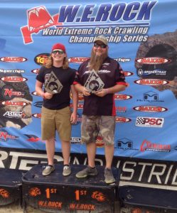 CGYS First Place finish in WE Rock Attica, IN