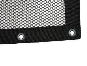 Grommets for window nets