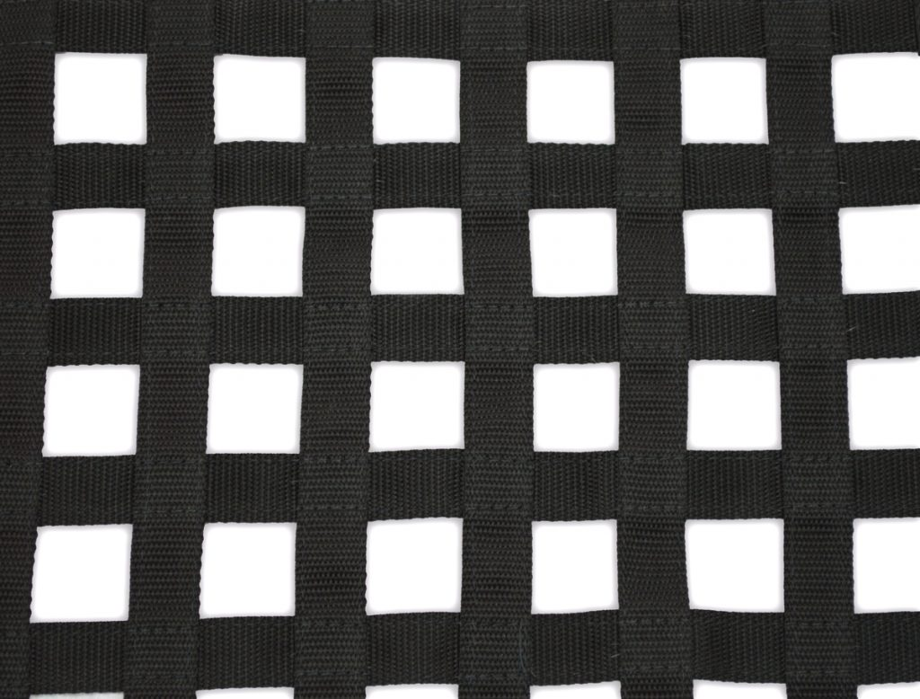 one inch webbing close up