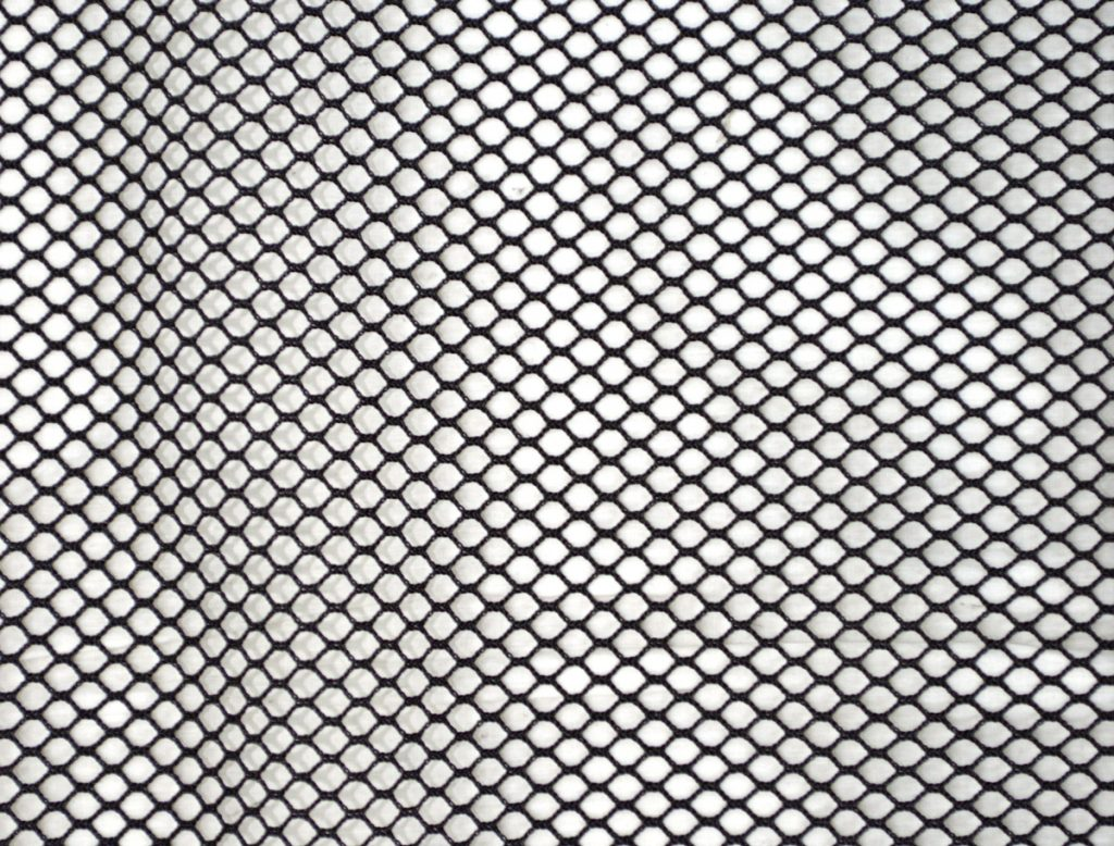 Window Net Webbing close up
